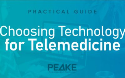 Choosing Technology for Telemedicine