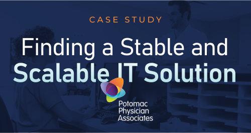 Potomac Physician Associates Case Study