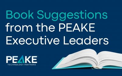 Book Suggestions from the PEAKE Executive Leaders